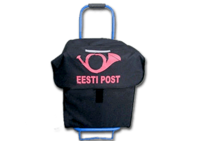 GRENOBLE POSTAL BAG